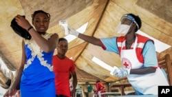 Wata cibiyar binciken alamomin cutar Ebola mai saurin kisa