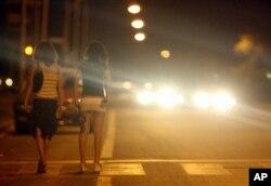 Des prostituées à Rome