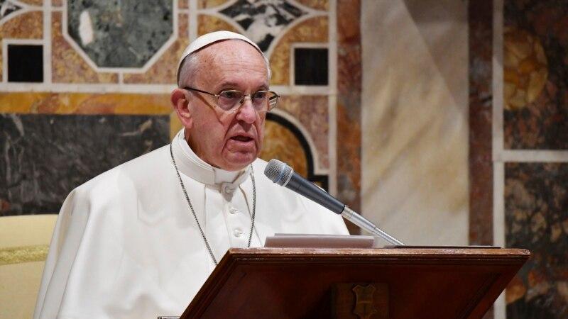 папа римский считает атеистом лицемерным католиком