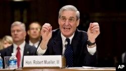美國聯邦調查局局長米勒星期三出席國會聽證會