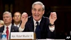 Direktur FBI, Robert Mueller memberikan kesaksian di depan Komite Kongres AS hari Rabu (19/6).