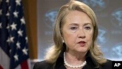 Bà Clinton nói sự chống đối của Nga làm cho việc thành lập một liên minh quốc tế chống Tổng thống Assad khó khăn hơn