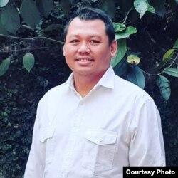 Koordinator SafeNet, Damar Juniarto. (Foto: dokumentasi pribadi)