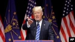 共和党总统参选人川普