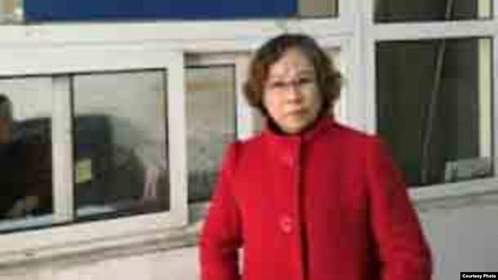 維權律師李昱函(維權網圖片)