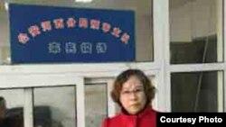 中國維權律師李昱函