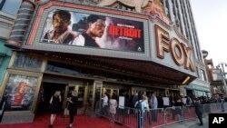 Detroitdagi irqchilik davri haqidagi film Detroit katta ekranlarida