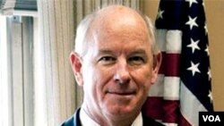 Juru Bicara Departemen Luar Negeri AS P.J. Crowley