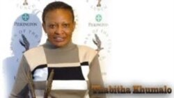 Interview With Thabitha Khumalo on People First