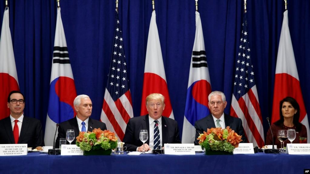 SHBA, sanksione të reja ekonomike kundër Koresë së Veriut