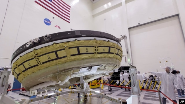 NASA's LDSD project will be flying a rocket-powered, saucer-shaped test vehicle into near-space this June from the U.S. Navy's Pacific Missile Range Facility on Kauai, Hawaii.