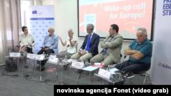 Sa konferencije Bezbednosni radar 2019: Buđenje za Evropu , Foto: video grab