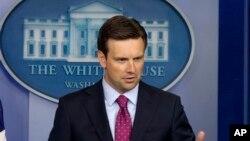جاش ارنست جانشین سخنگوی کاخ سفید
