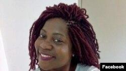 Zenilda Volola, jornalista angolana