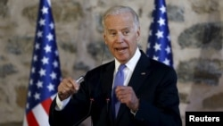 Wapres AS Joe Biden (Foto: dok).