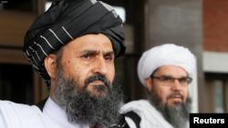 Taleban'ın kurucularından Molla Abdül Gani Baradar