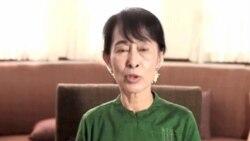 VOA70 Aung San Suu Kyi