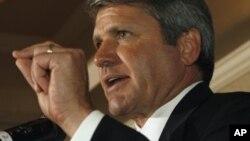 共和党众议员迈克尔·麦考尔