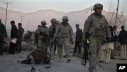 US: 'Encouraging' Signs in Afghanistan, But 2014 Pullout Uncertain
