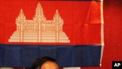 Human Rights Party President Kem Sokha
