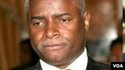 Ângelo Veiga Tavares, ministro do Interior