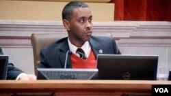 Cabdi Warsame oo ka tirsan golaha deegaanka Minneapolis