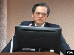 台灣陸委會主委陳明通