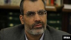 حسین جابری انصاری مدیرکل دفتر خاورمیانه و شمال آفریقای وزارت امور خارجه ایران