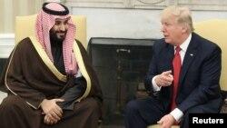 Shugaban Amurka Donald Trump da Yarim
