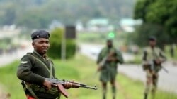 Troisième jour de protestation au Zimbabwe