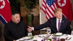 Trump et Kim ouvrent leur deuxième sommet