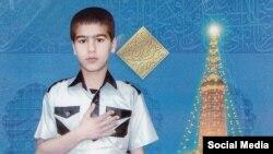از معدود عکسهای منتشر شده از محمد کلهر، نوجوان محکوم به اعدام