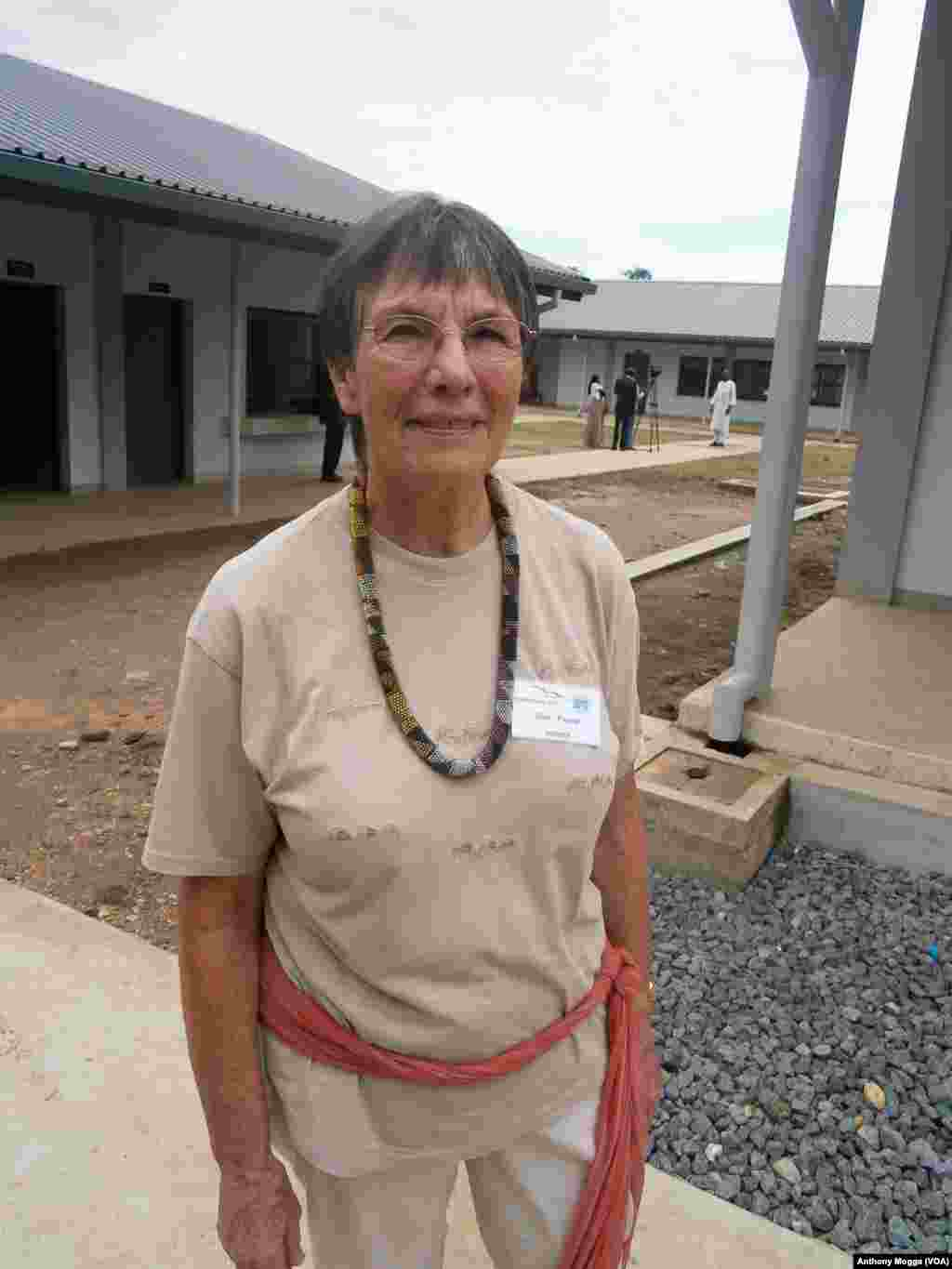 Ginn Fourie attended a peace organizers training event in Juba, to share her experience of reconciliation in South Africa.