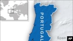 ແຜນທີ່ປະເທດ Portugal