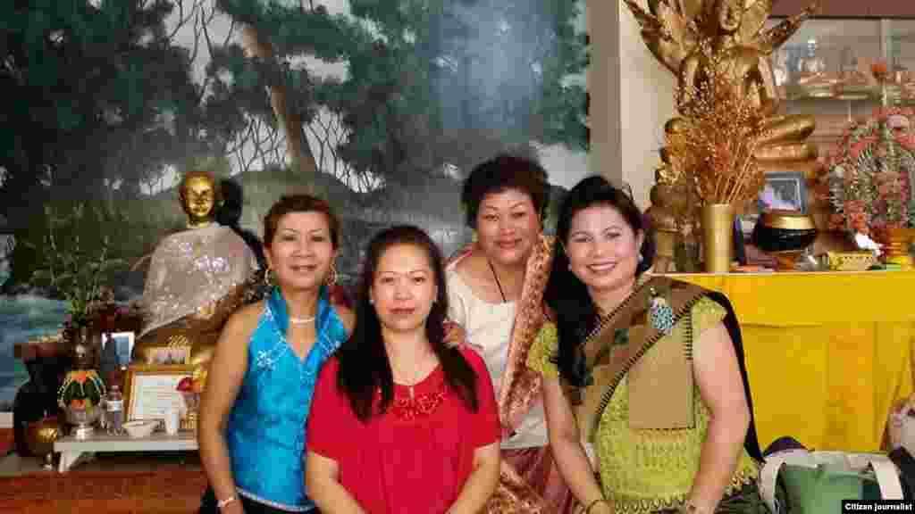 July 4th 2014 at Wat Lao Catlett