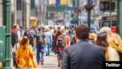 En su informe final sobre un sondeo de prueba realizado a mediados de año, el Censo dijo que hubo tasas más bajas de respuesta cuando se agregó la pregunta de ciudadanía a un cuestionario de prueba en vecindarios. Foto: @uscensusbureau.