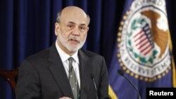 El presidente de la FED, Ben Bernanke finaliza su periodo en enero de 2014.