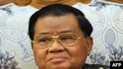 Tướng Than Shwe, người đứng đầu tập đoàn quân nhân Miến Ðiện