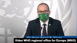 Statement to the press by Dr Hans Henri P. Kluge, WHO Regional Director for Europe