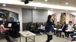 [헬로서울] 남북 청년 합창단 '통일하모니'