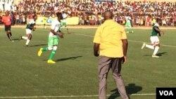 Urukino hagati y'Uburundi na Sudani y'Epfo, kuwa 10 Ukwezi kwa gatandatu 2017