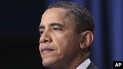 奧巴馬呼籲穆巴拉克開始移交權力。