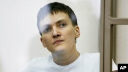 Nadiya Savchenko's detention and trial demonstrate disregard of rule of law.