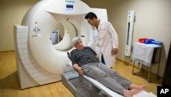 """""""Explorer"""" bi trebalo da omogući mnogo uspešnije lečenje bolesti nego tradicionalni PET skeneri, poput ovog na slici"""