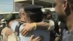 اسرائیل گروهی از زندانیان فلسطینی را آزاد می کند