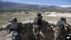 نیروهای افغان شنبه شب، علیه گروه داعش در ولسوالی خوگیانی ولایت ننگرهار عملیات را آغاز کردند.