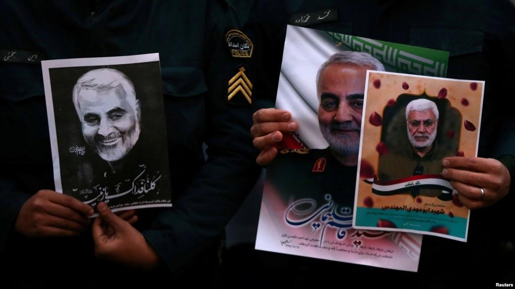 Tensionet SHBA-Iran pas vrasjes së gjeneral Soleimanit