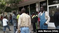 Antigos combatentes protestam por atrasos nas pensões, Benguela, Angola