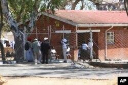 Homestead of the late former president Robert Mugabe