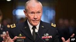 """El general de Ejército, Martin Dempsey, dijo que el canje realizado en mayo era probablemente la """"última oportunidad"""" para liberar a Bergdahl."""